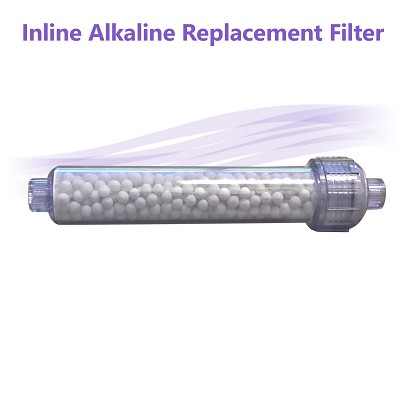 "In-Line 2""x11"" Alkaline Water Filter"
