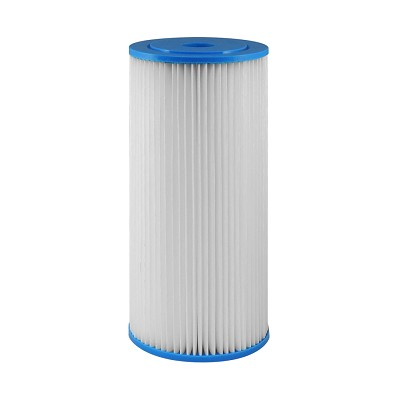 "Pleated Filter 5 Micron, size 10""x4.5"""