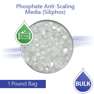 Siliphos Anti-Scale Filter Media 1-Pound Bag