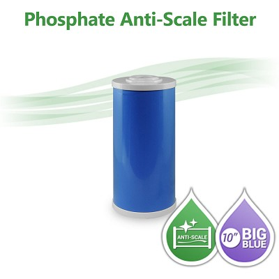 "10"" Big Blue Anti-Scale Phosphate Filter"
