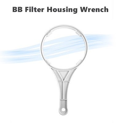 "Whole House 10"" & 20"" x 4.5"" size BB filter Housing Wrench / Opener"
