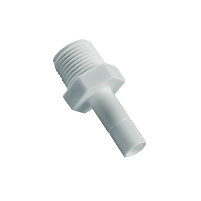 "Stem Adapter - 1/4"" Stem x 1/4"" MIP"