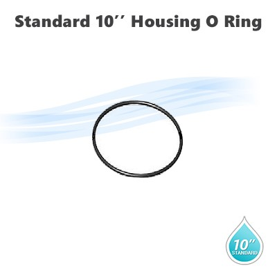"Standard 10"" housings O Ring for Max Water reverse osmosis & 10"" standard whole house systems."