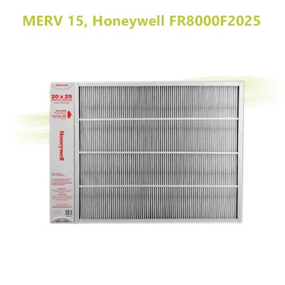 "Honeywell FR8000F2025  -  Air Filter 20"" x 25"" MERV 15"
