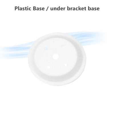 Plastic Base / under bracket base