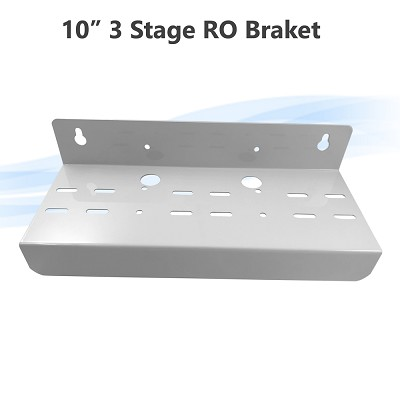 "Bracket for 3 Stage 10"" water filter housings model  YT14 & EG14"