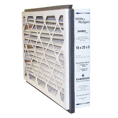 White-Rodgers Part # FR1400U Type 108 Replacement Filter 16x25x5