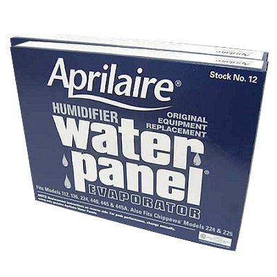 Aprilaire water panel #12